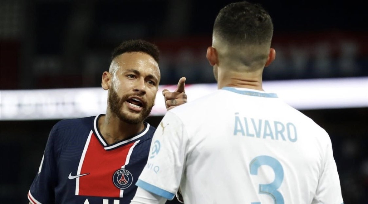 Sometimes you have to learn how to lose: Gonzalez denies Neymar's racism claim
