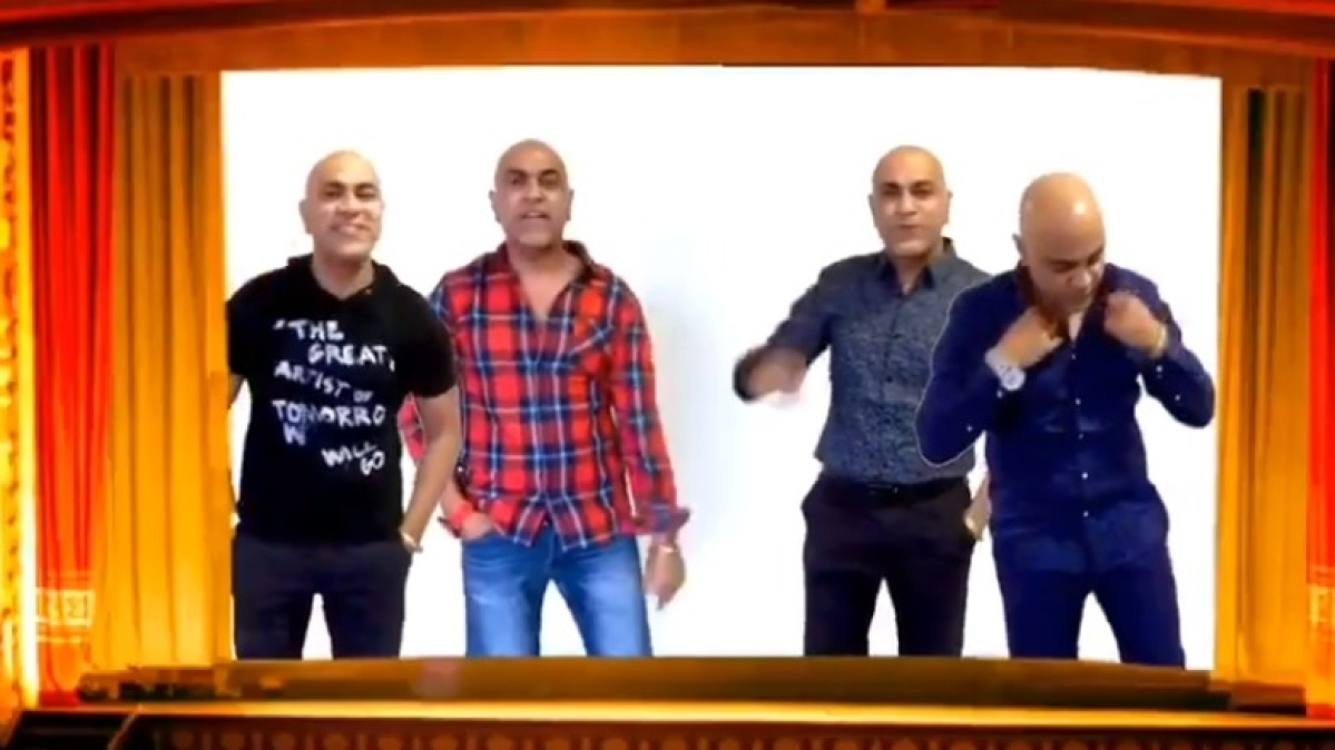 Baba Sehgal's rendition of Backstreet Boys 'I want it that way' has the internet screaming 'tell me why'