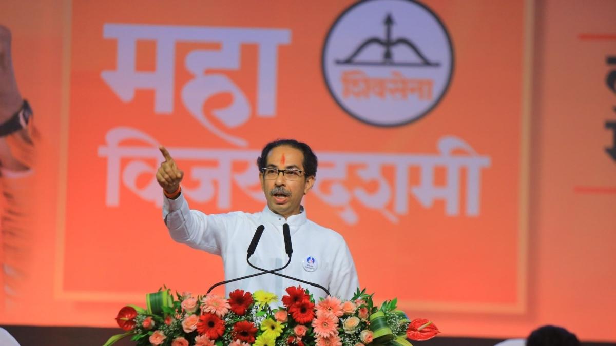 From Shiv Sena's Hindutva to Sushant Singh Rajput's death: Five key takeaways from Uddhav Thackeray's Dussehra speech