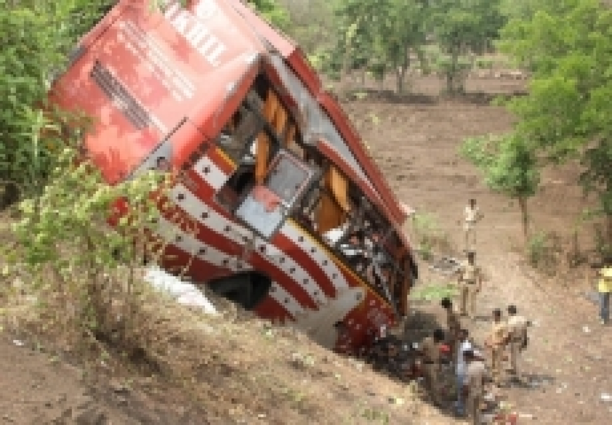 Maharashtra sees dip in road accidents; stands 2nd in the list of decline of mishaps in 2019