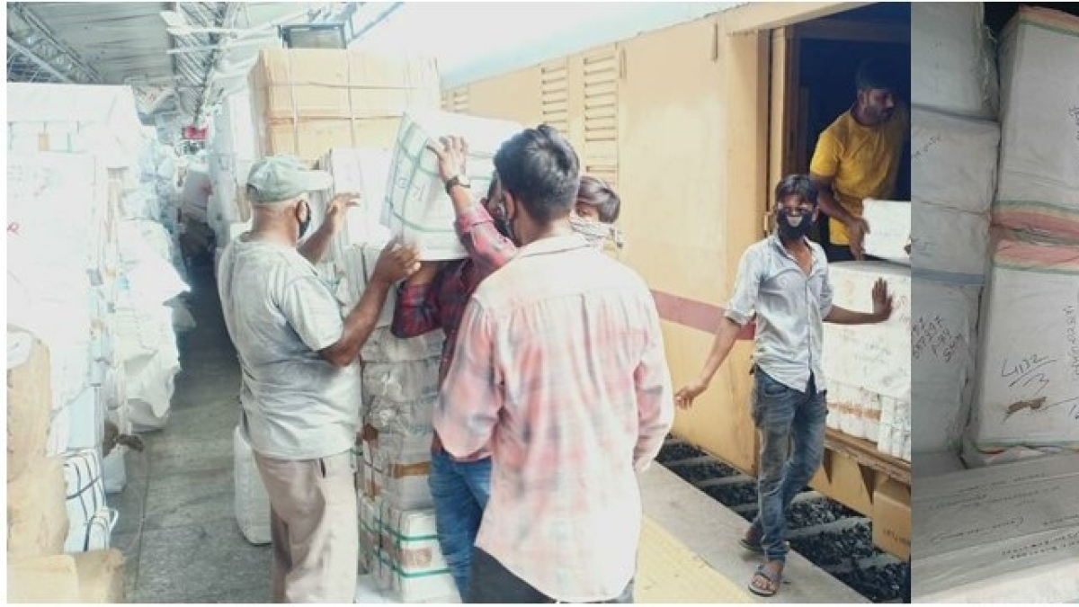 Western Railway achieves best-ever single day loading of fertilizer on October 10