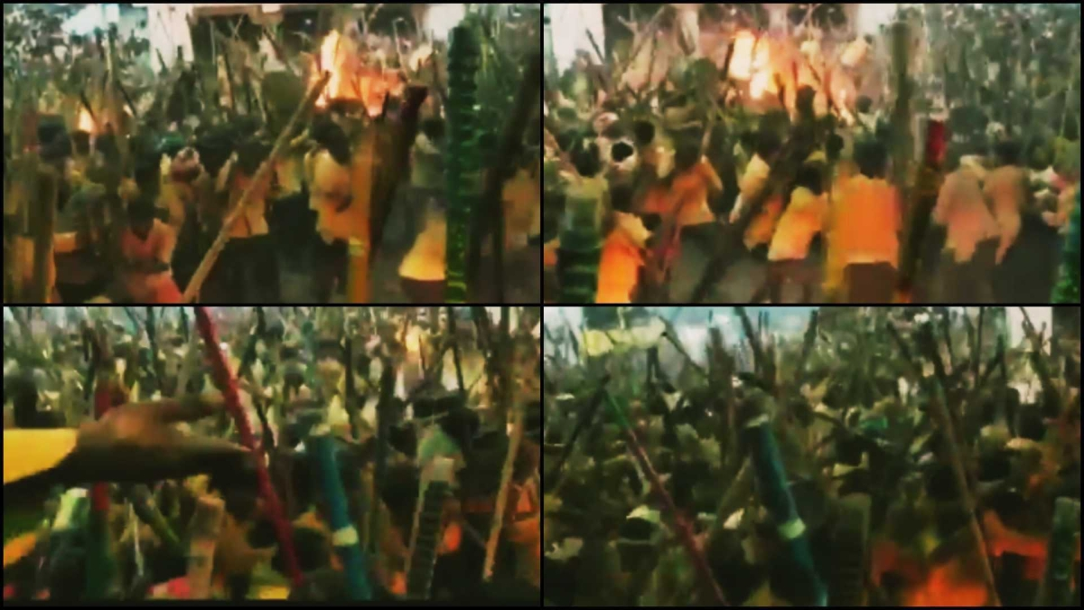 50 people injured in Andhra Pradesh's Banni Utsavam: All you need to know about stick fight festival