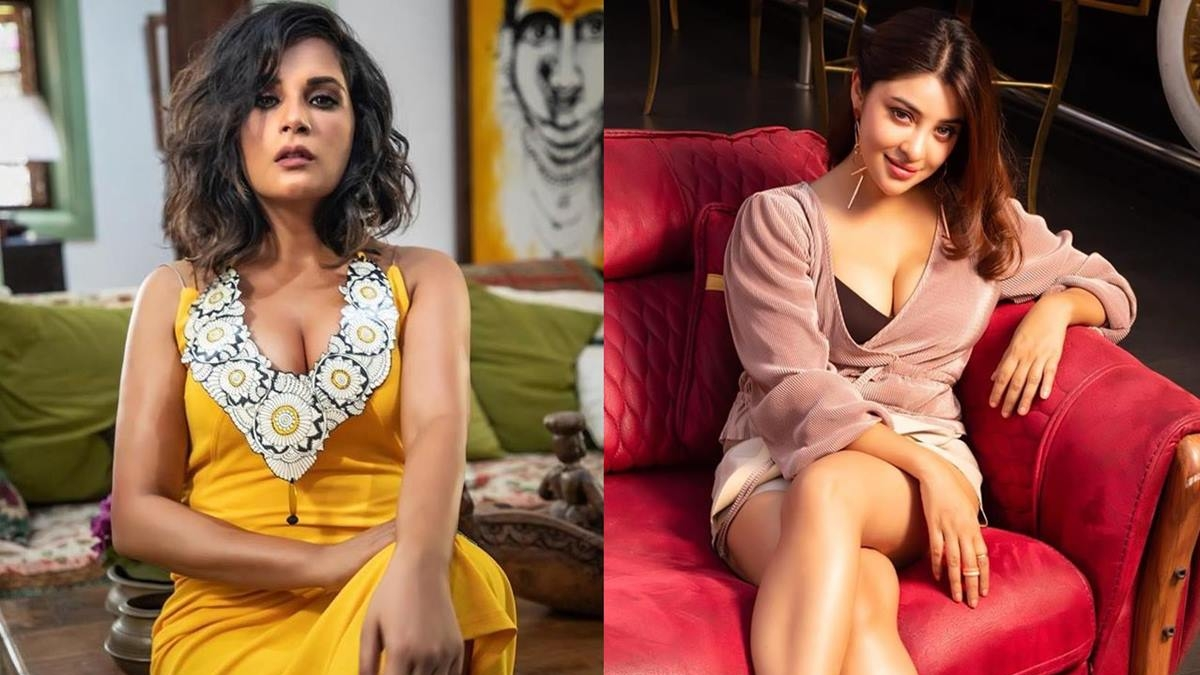 Richa Chadha, Payal Ghosh