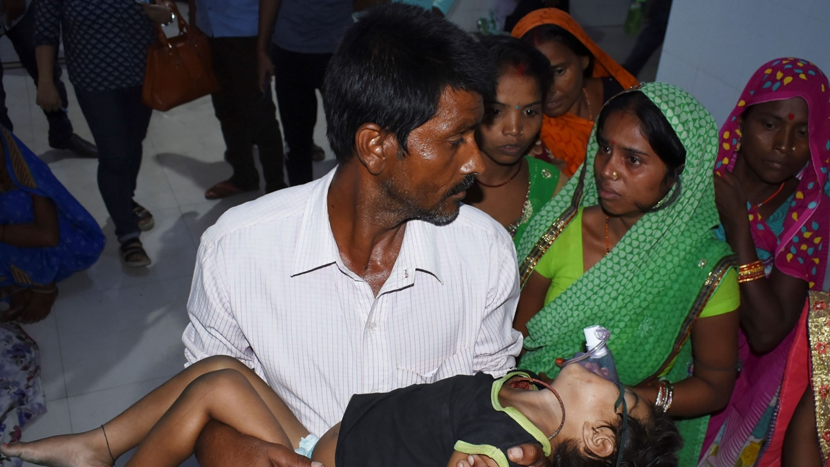 Bihar: 11 children died due to AES at Muzaffarpur hospital from March this year