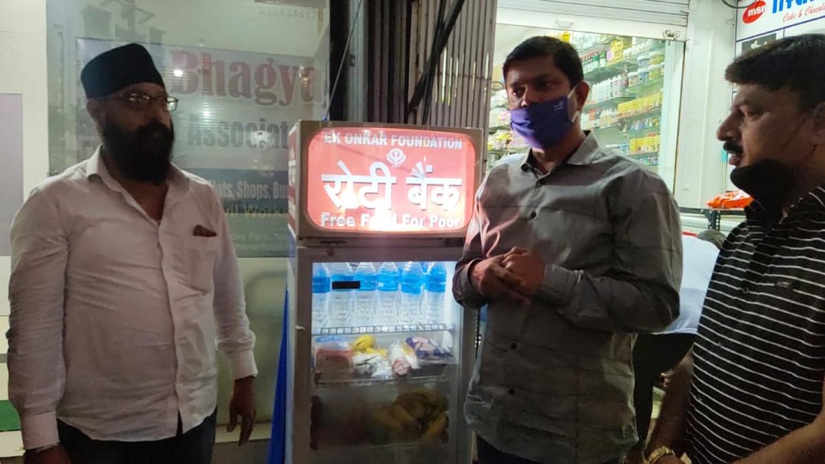 Mira Bhayandar: Ek Onkar Foundation launches 'Roti Bank' to feed the needy