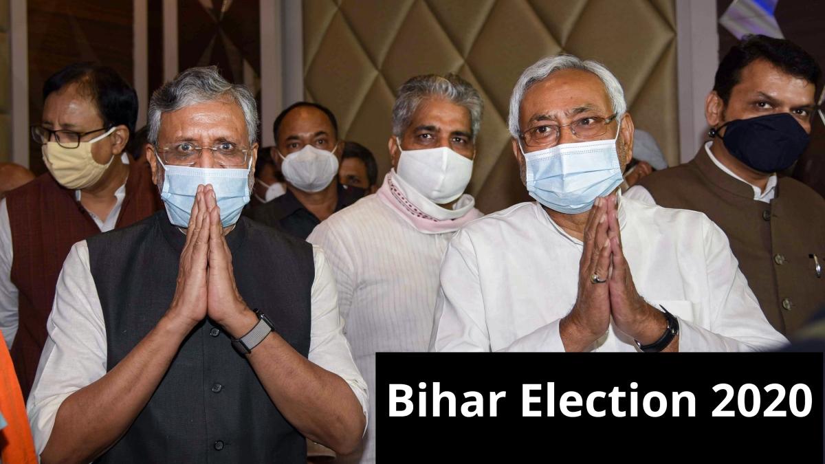 Bihar Election 2020: Full list of NDA candidates