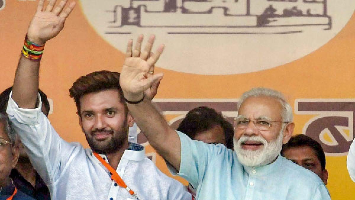 Bihar Elections 2020: Why did PM Modi's poll speech leave LJP President Chirag Paswan emotional?