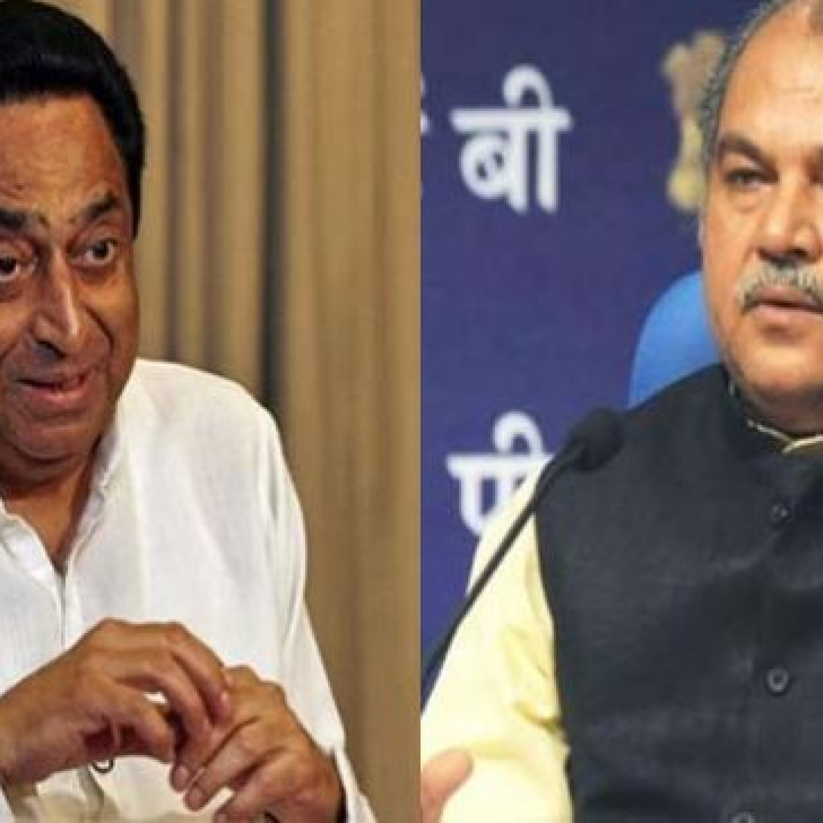 Madhya Pradesh: HC orders FIR against Union minister Narendra Singh Tomar, Kamal Nath