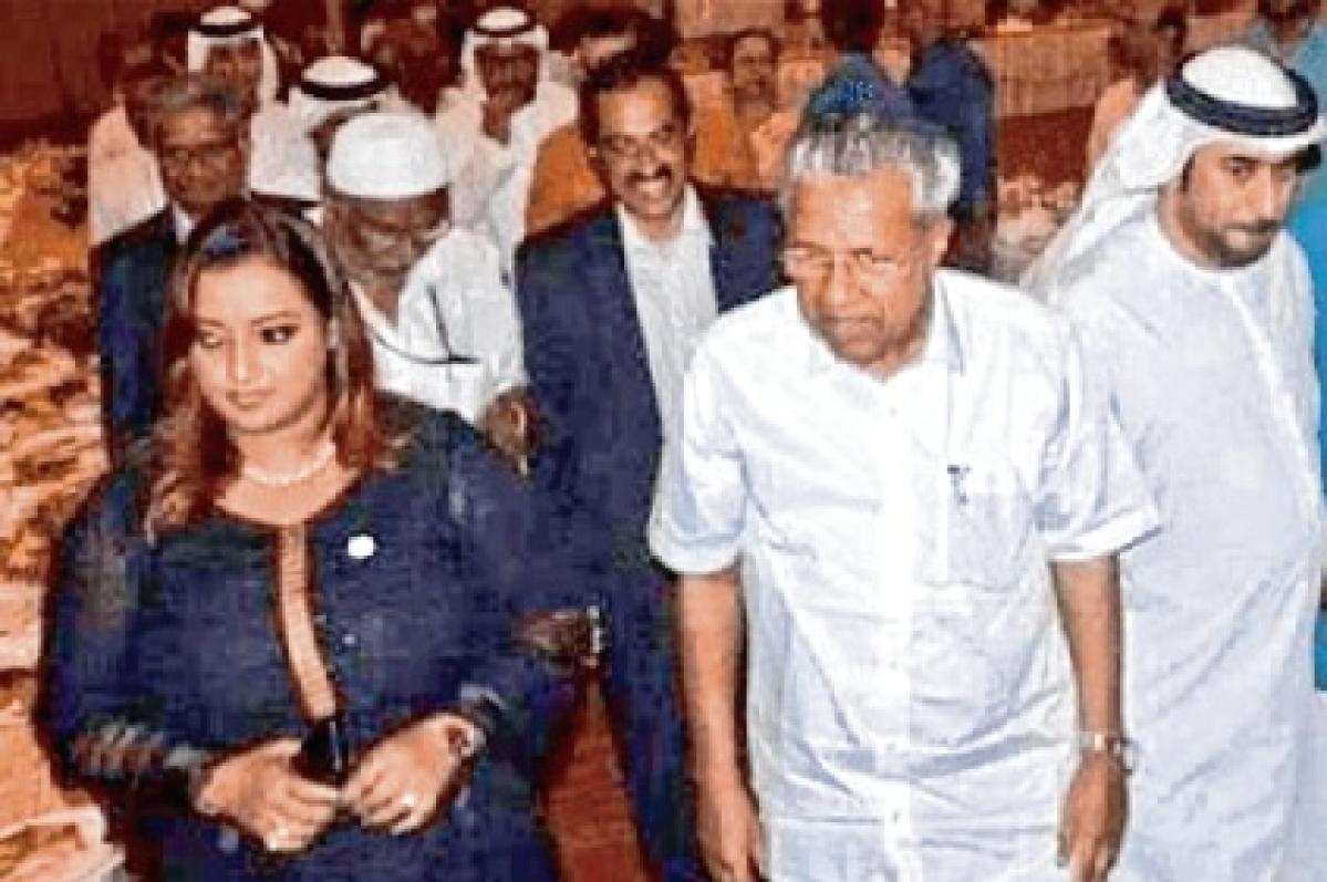 Swapna deposition embarrasses Kerala CM in gold smuggling case