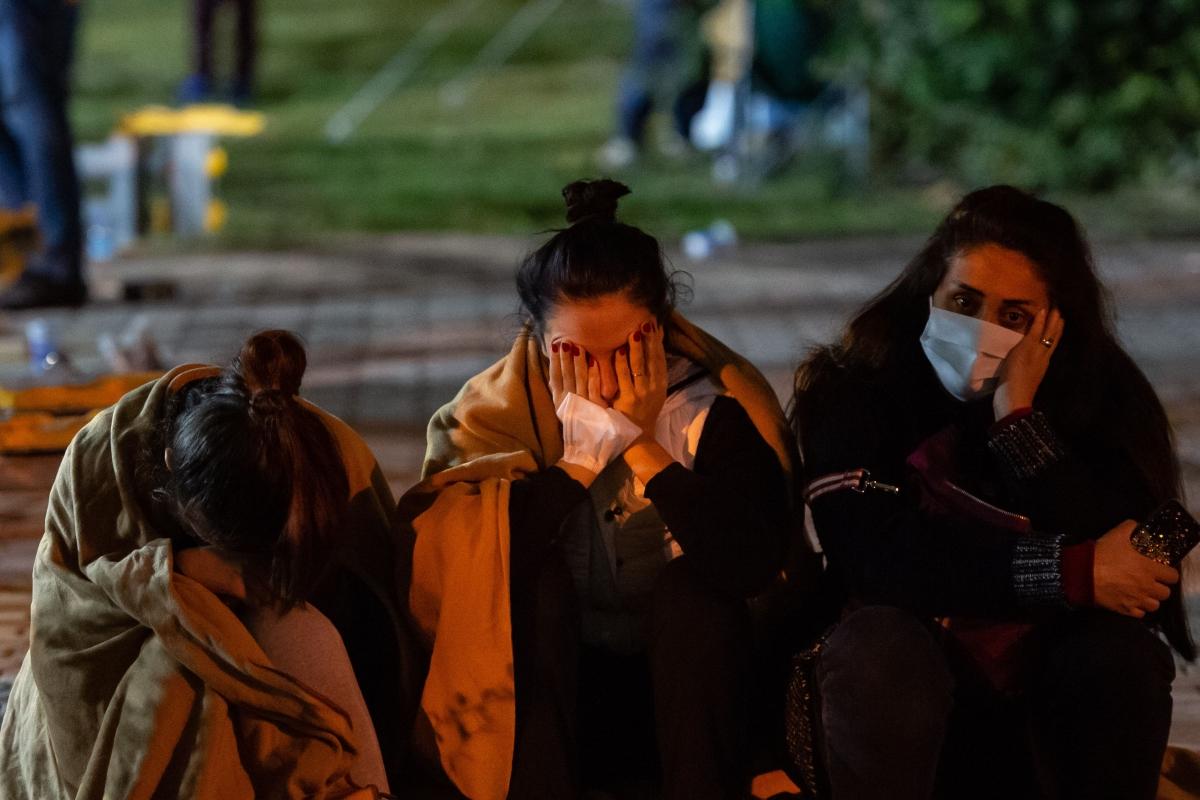 Turkey, Greece quake death toll reaches 27