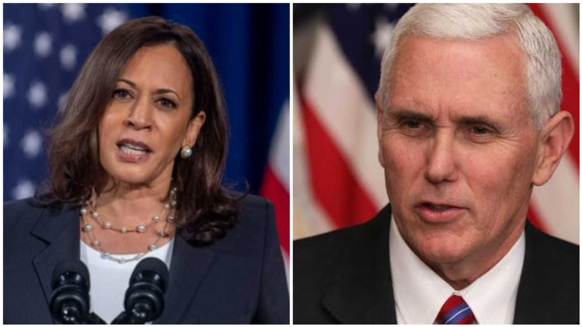US Elections 2020: Mike Pence, Kamala Harris all set for vice-presidential debate on Wednesday