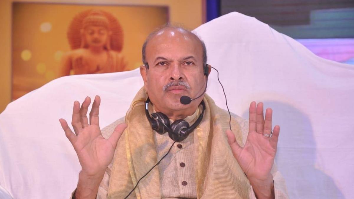 Creation and Evolution: NJ Reddy, founder of Yoga Prana Vidya