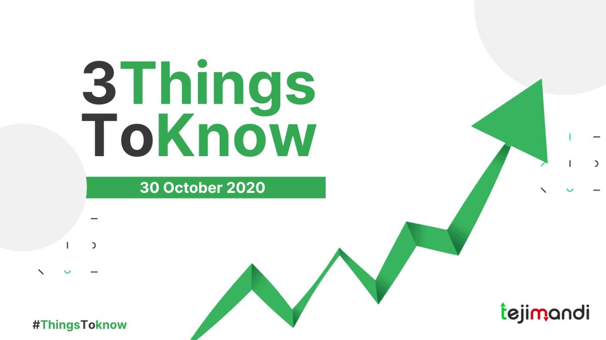 Teji Mandi: Three things investors should know on October 30, 2020