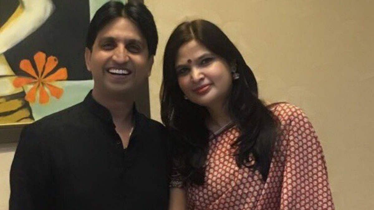 Manju Sharma, wife of famous Hindi poet Kumar Vishwas, appointed as member of Rajasthan Public Service Commission
