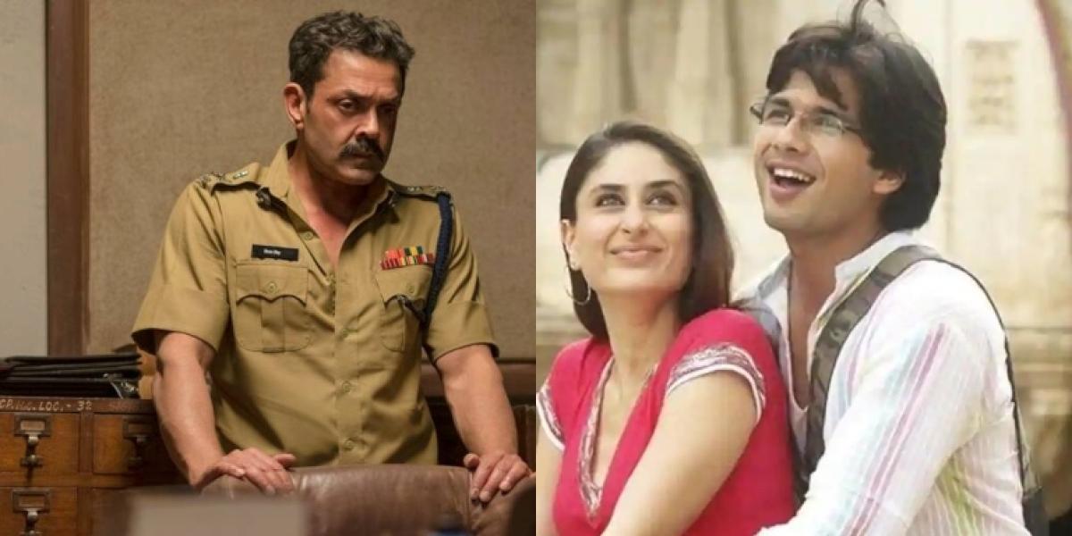 'Was replaced by Shahid Kapoor in 'Jab We Met' on Kareena Kapoor's insistence': Bobby Deol