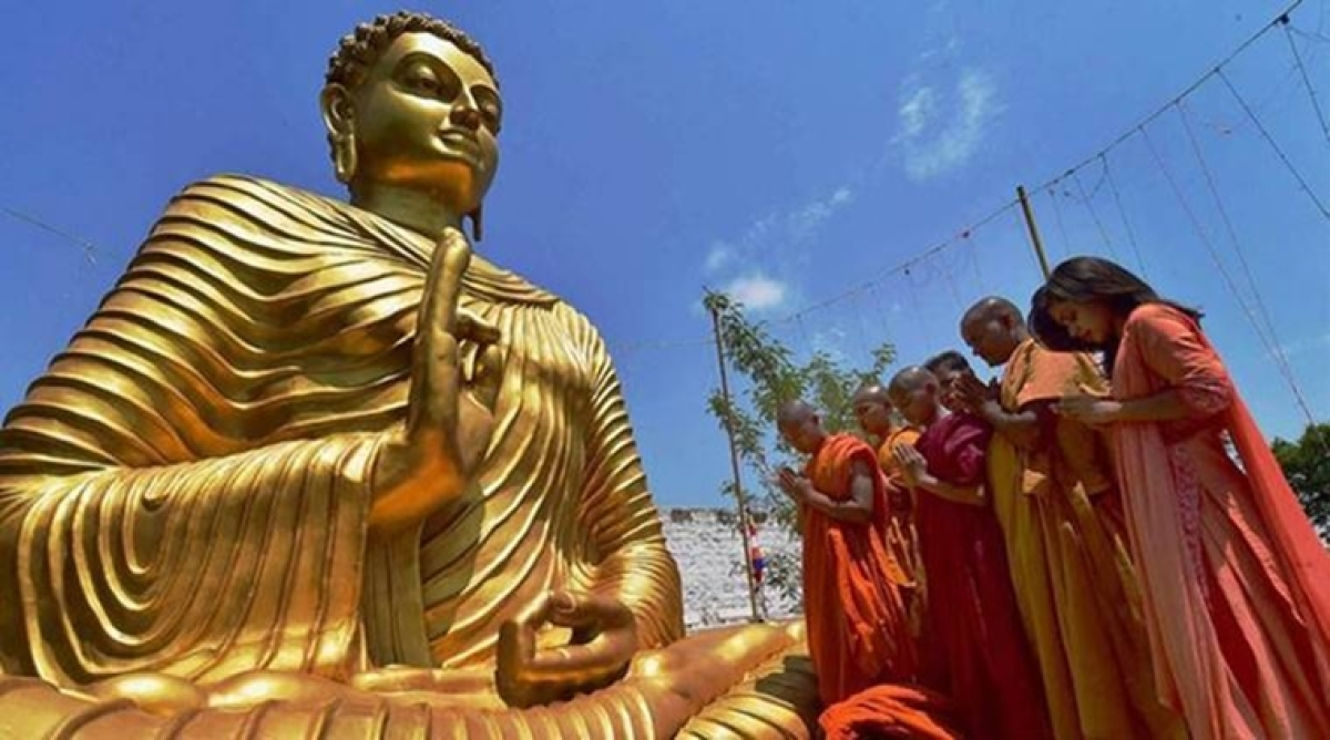 After 236 embrace Buddhism in Ghaziabad, police lodges FIR for promoting enmity