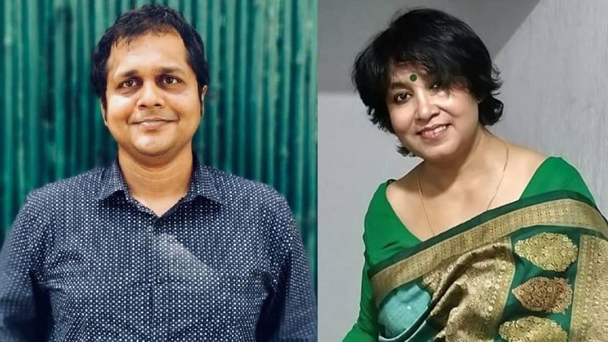 Saket Gokhale files complaint against Taslima Nasreen over 'Boycott Islam' tweet