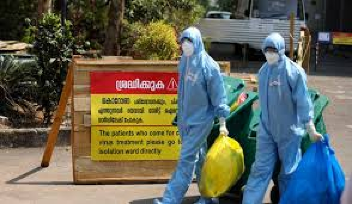 Kerala's famous healthcare model flops at the most critical time