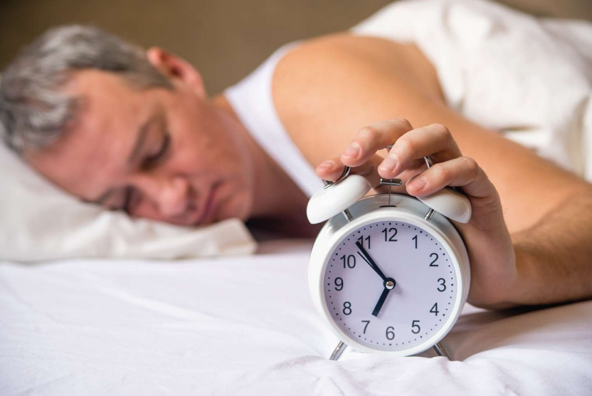 Another good reason to snooze a little more
