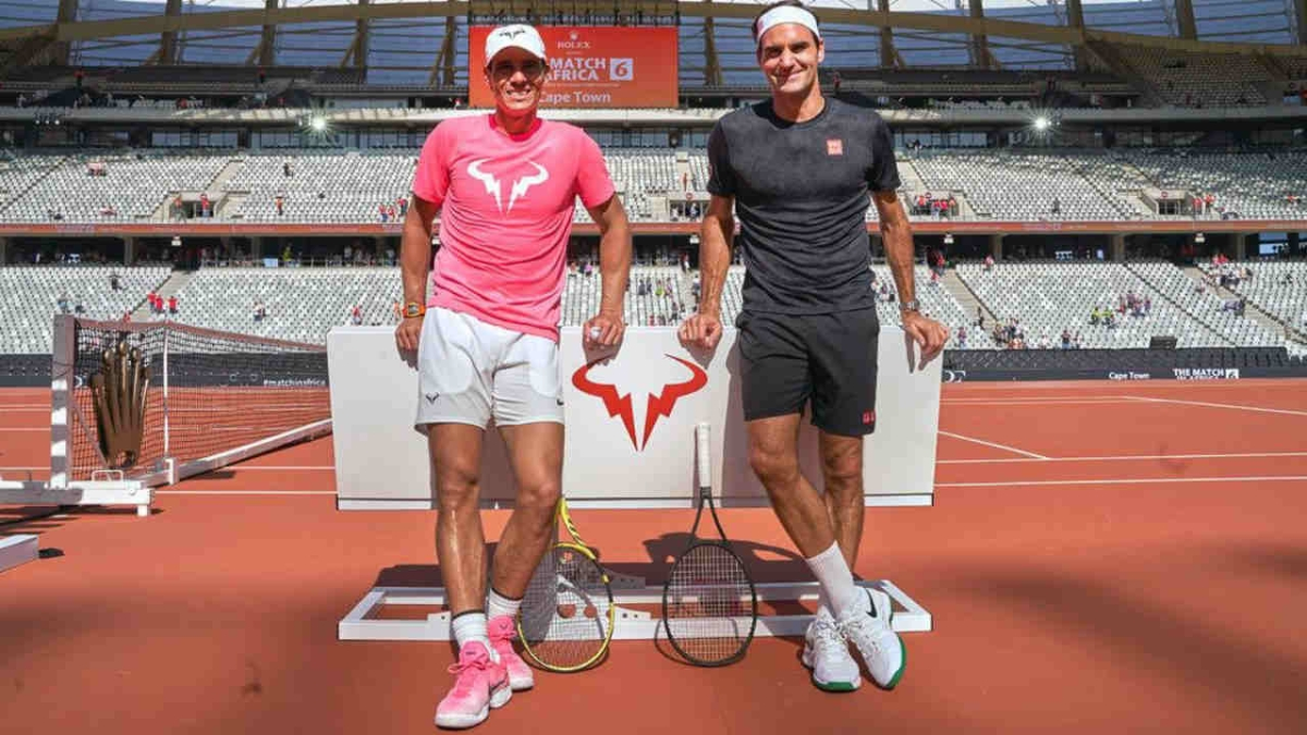 'As my greatest rival...': Roger Federer's message to Rafael Nadal on 20th Grand Slam title