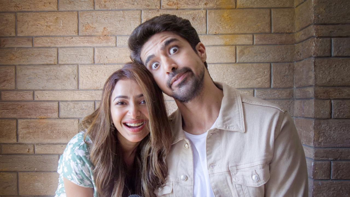 Comedy Couple movie review: Watch when you want to forget all your woes
