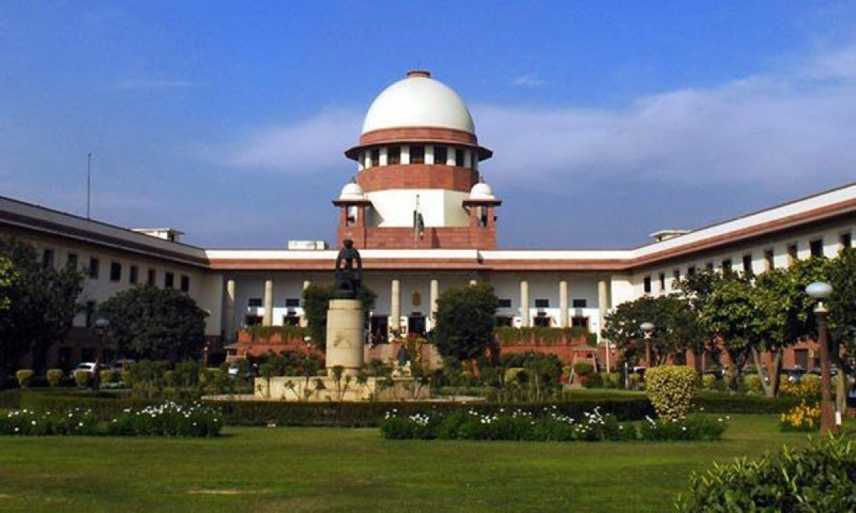 SC orders municipal poll programme declared in Rajasthan within a week