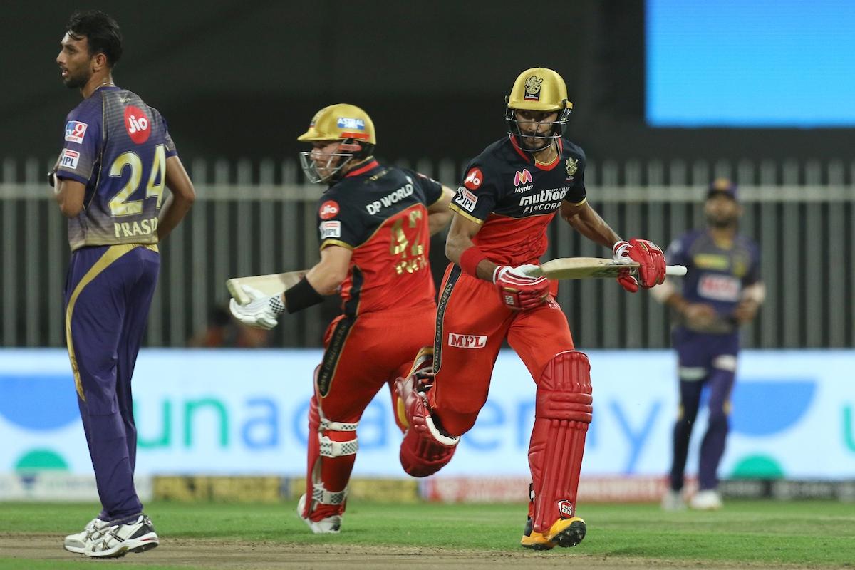 Royal Challengers Bangalore (RCB) vs Kolkata Knight Riders (KKR)