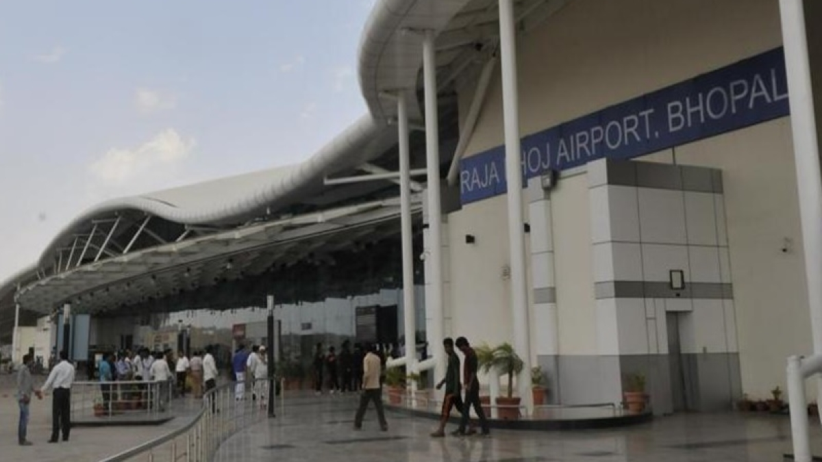 Bhopal's Raja Bhoj airport ranked 5th in customer satisfaction survey