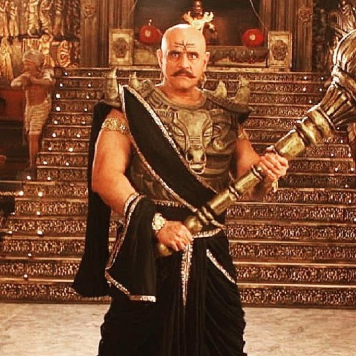 Halloween Special: Puneet Issar on his horror movie experience with Purana Mandir