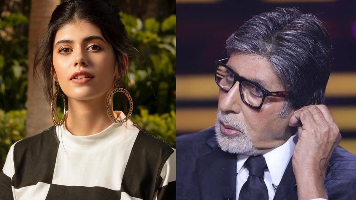 KBC 12: Amitabh Bachchan's question on 'Dil Bechara' leaves Sanjana Sanghi overwhelmed