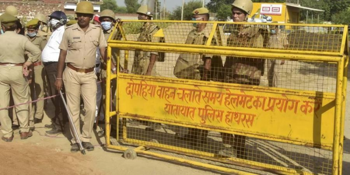 Hathras Case: Journalist, three others who were arrested from Mathura by UP Police charged with UAPA