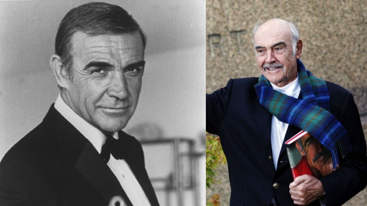 Sir Sean Connery, of James Bond fame, passes away aged 90