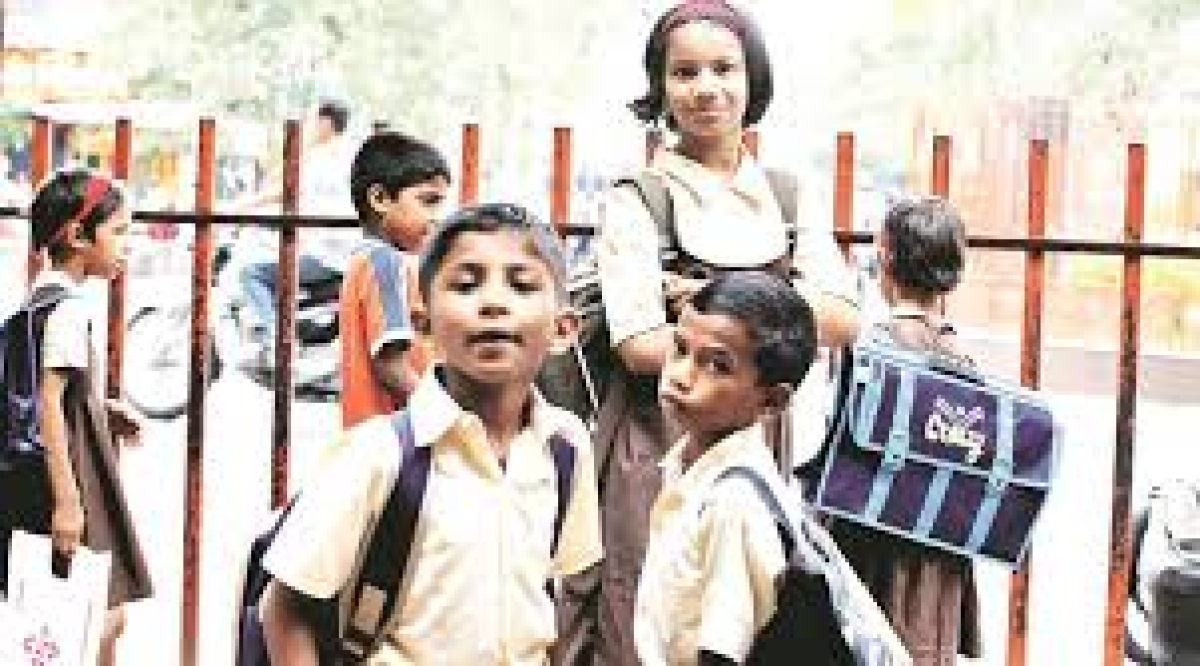 RTE admissions under waiting list extended till October 8