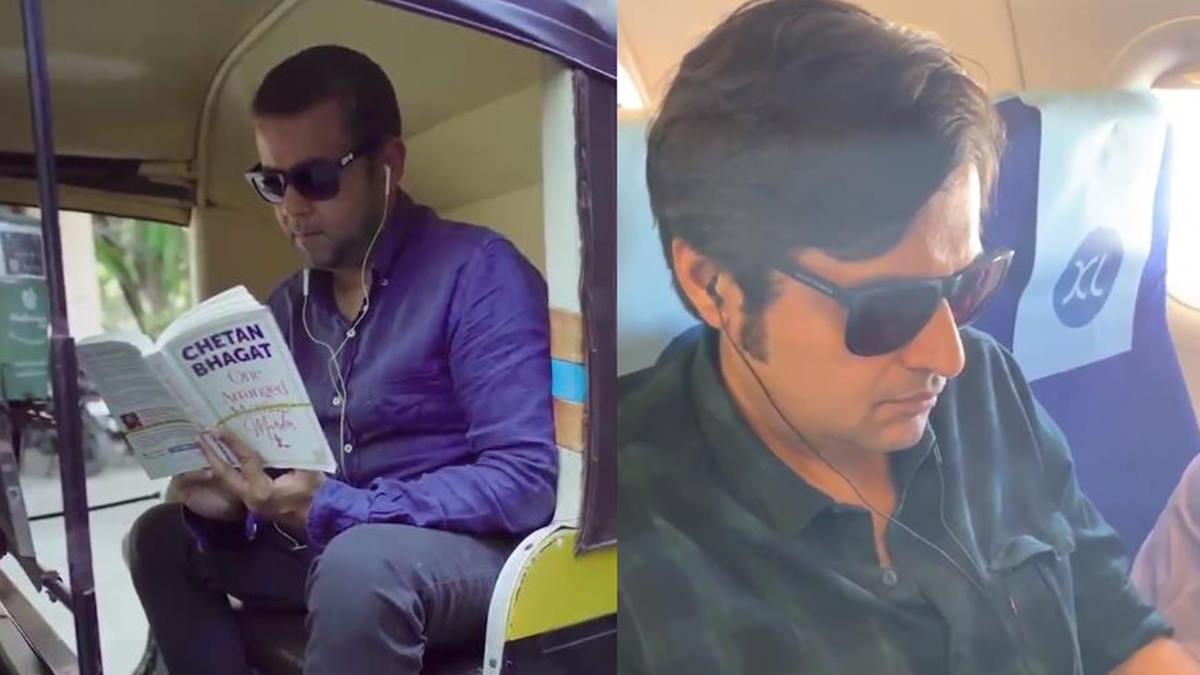 Watch: Now, Chetan Bhagat gets the Arnab Goswami-treatment from 'Kunal Kamra'