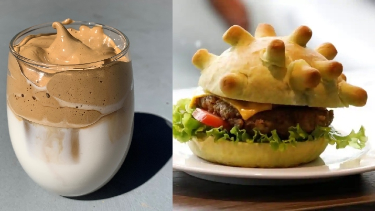 World Food Day 2020: From Dalgona Coffee to COVID-19 themed dishes, viral food trends across the globe