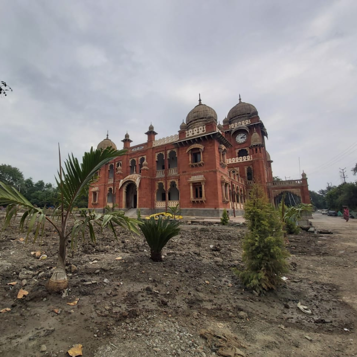 Indore: Iconic Gandhi Hall to be ready by December, say officials