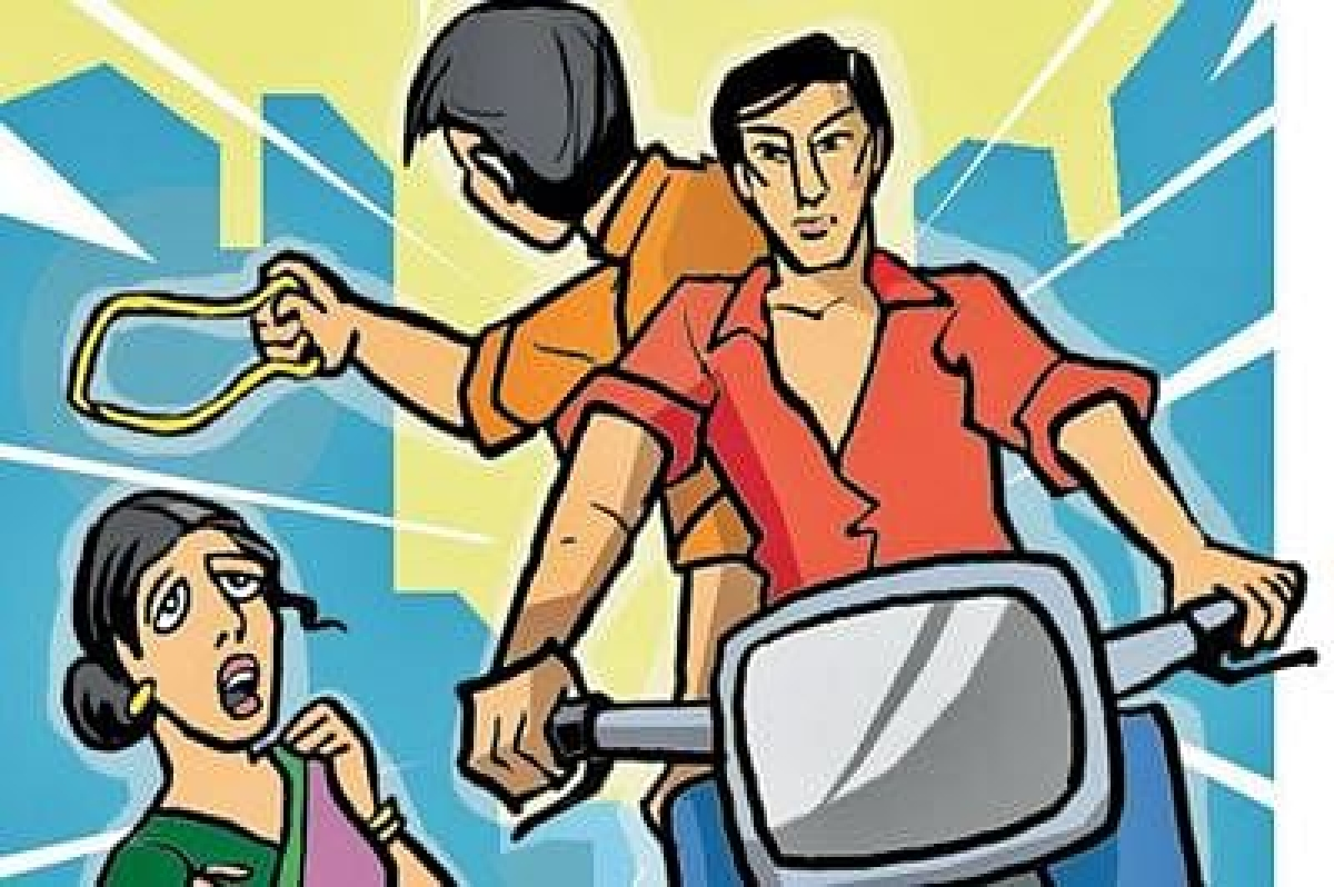 Chain snatchers strike at will in Mira-Bhayandar and Vasai-Virar