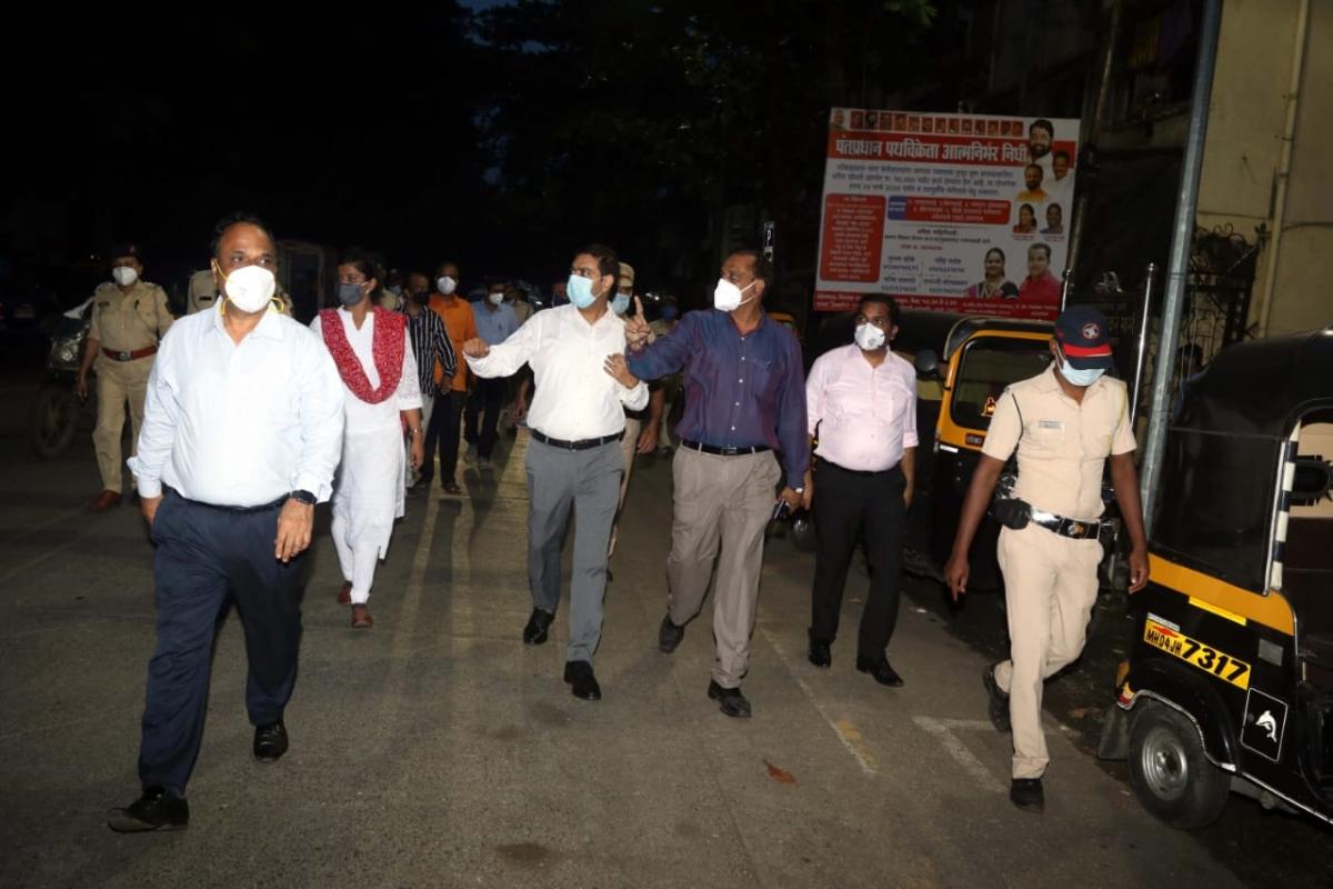COVID-19 in Maharashtra: Thane Municipal Corporation chief to keep an eye on sanitisation
