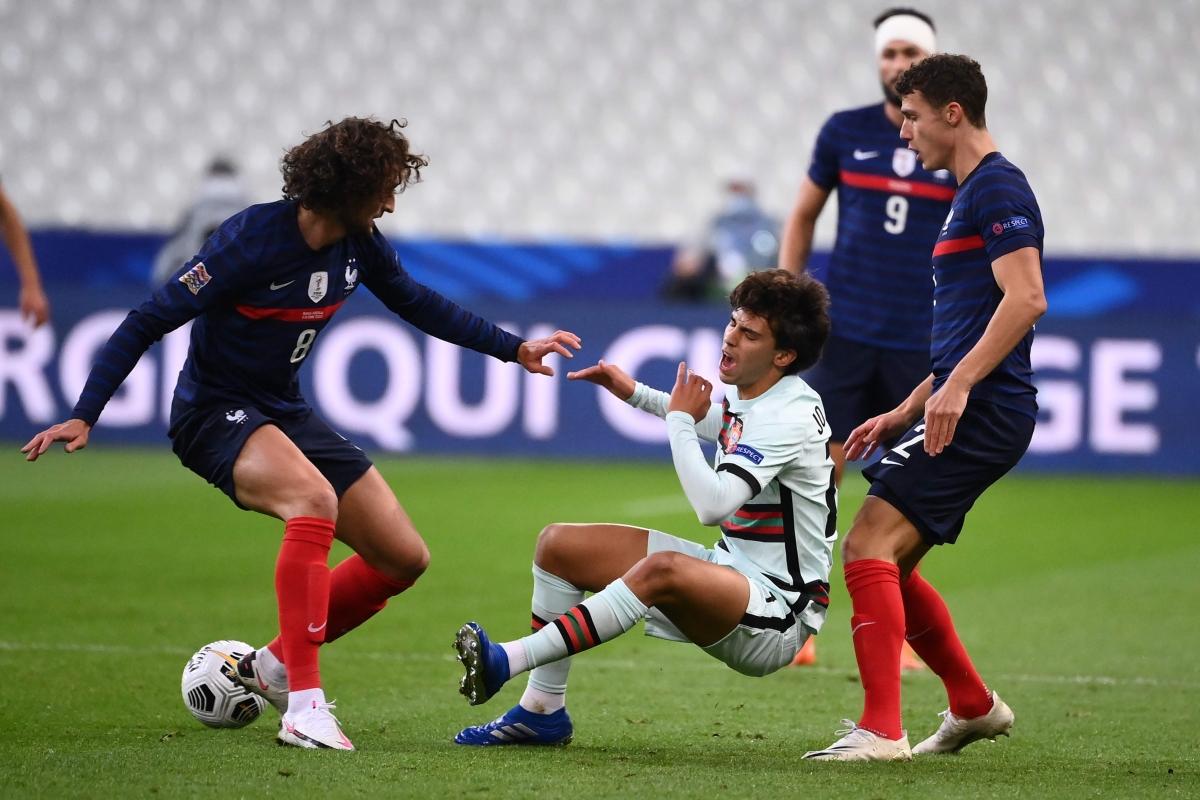 Portugal, France lose perfect records