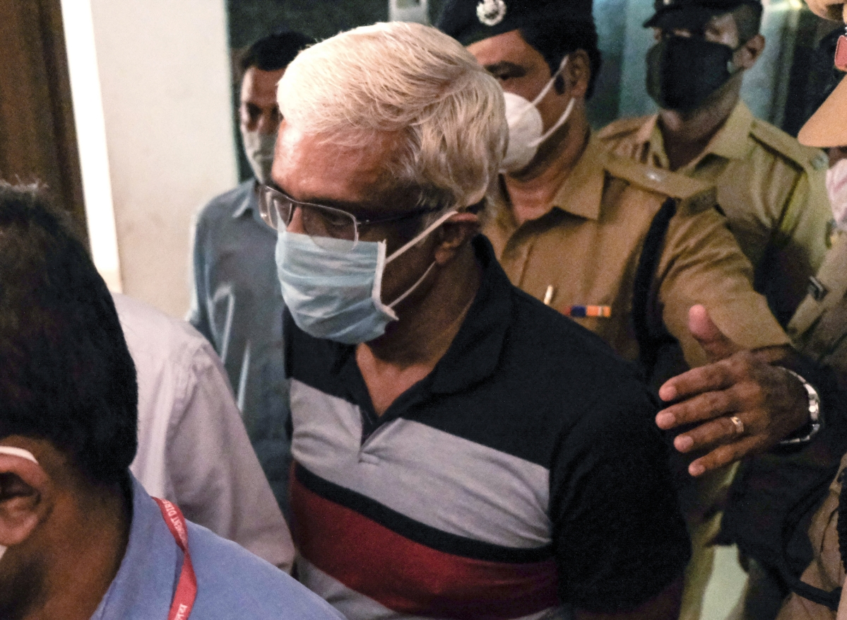 CPM's worst day: Leader's son held in drug case; ex-aide puts Kerala CM in tight spot