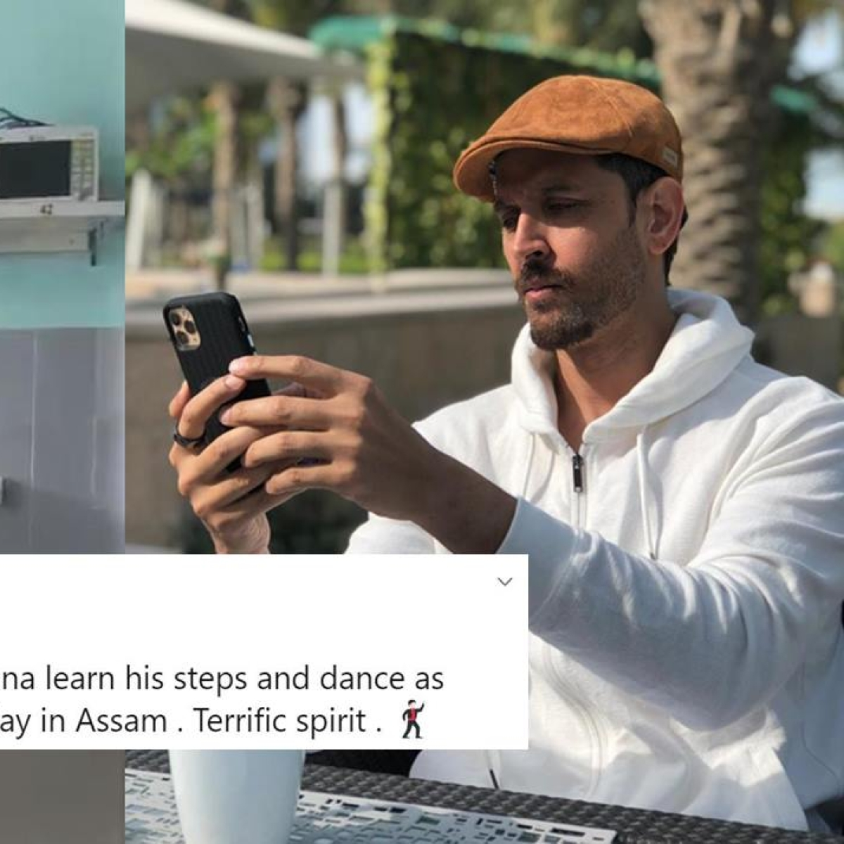 Meet doctor from Assam whose viral 'Ghungroo' dance left Hrithik Roshan in awe