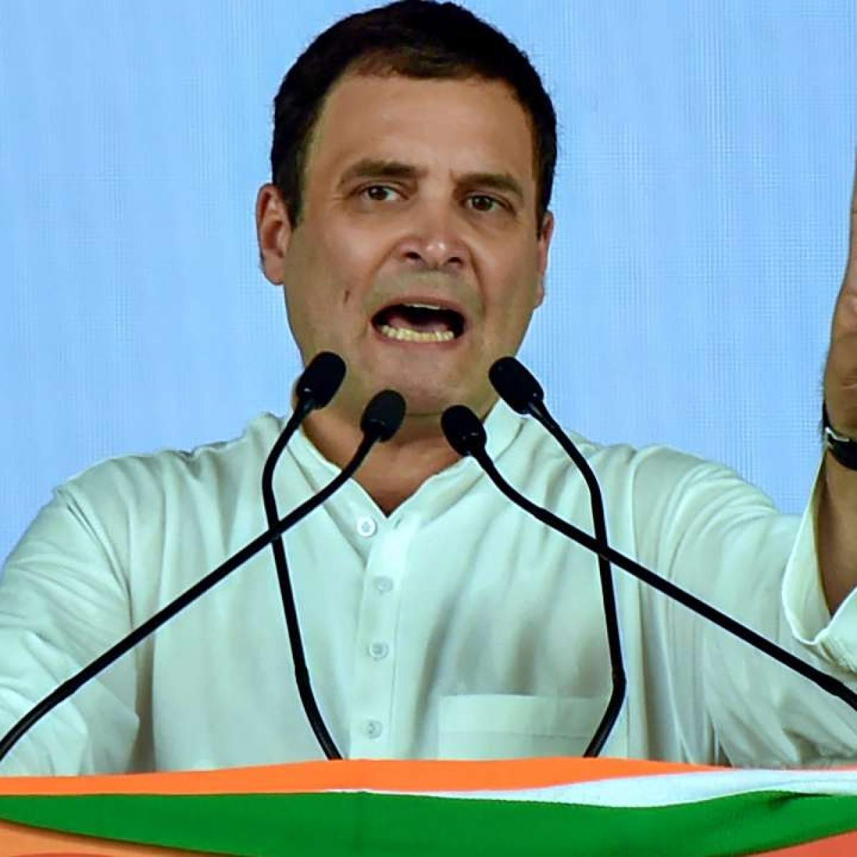 'Will go to Punjab if justice is blocked':  Rahul Gandhi on criticism over Hoshiarpur rape-murder case