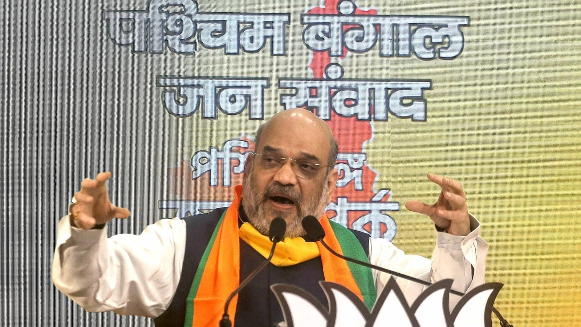 Amit Shah to visit West Bengal on 5th, 6th November