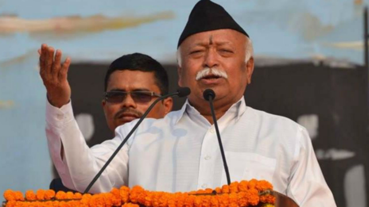 RSS chief's clean chit for Modi