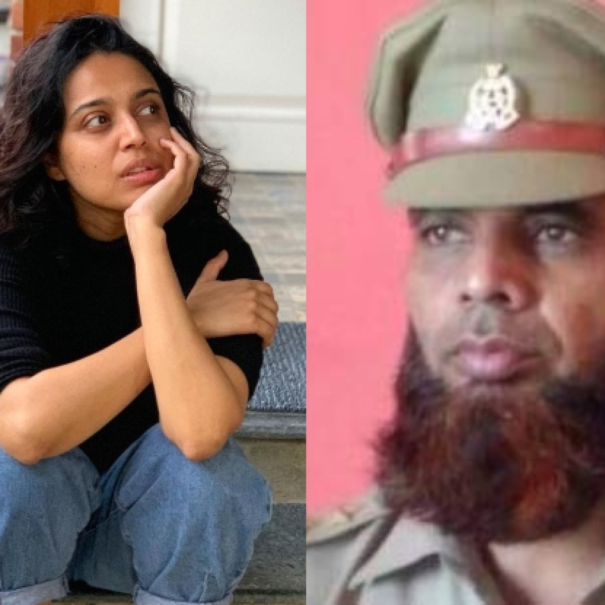 'Doesn't seem like a case of discrimination': Swara Bhasker on Muslim cop being suspended over a beard