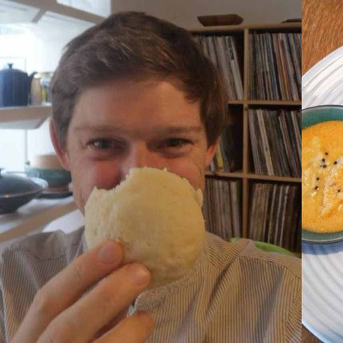 British professor who called idli 'boring' has the internet up in arms