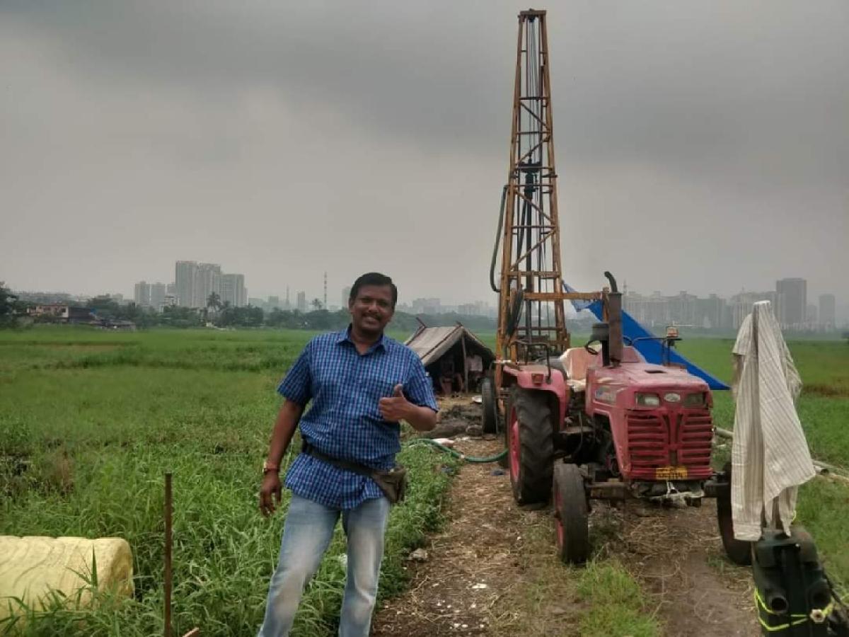 Soil testing at Kanjurmarg Metro car shed land begins
