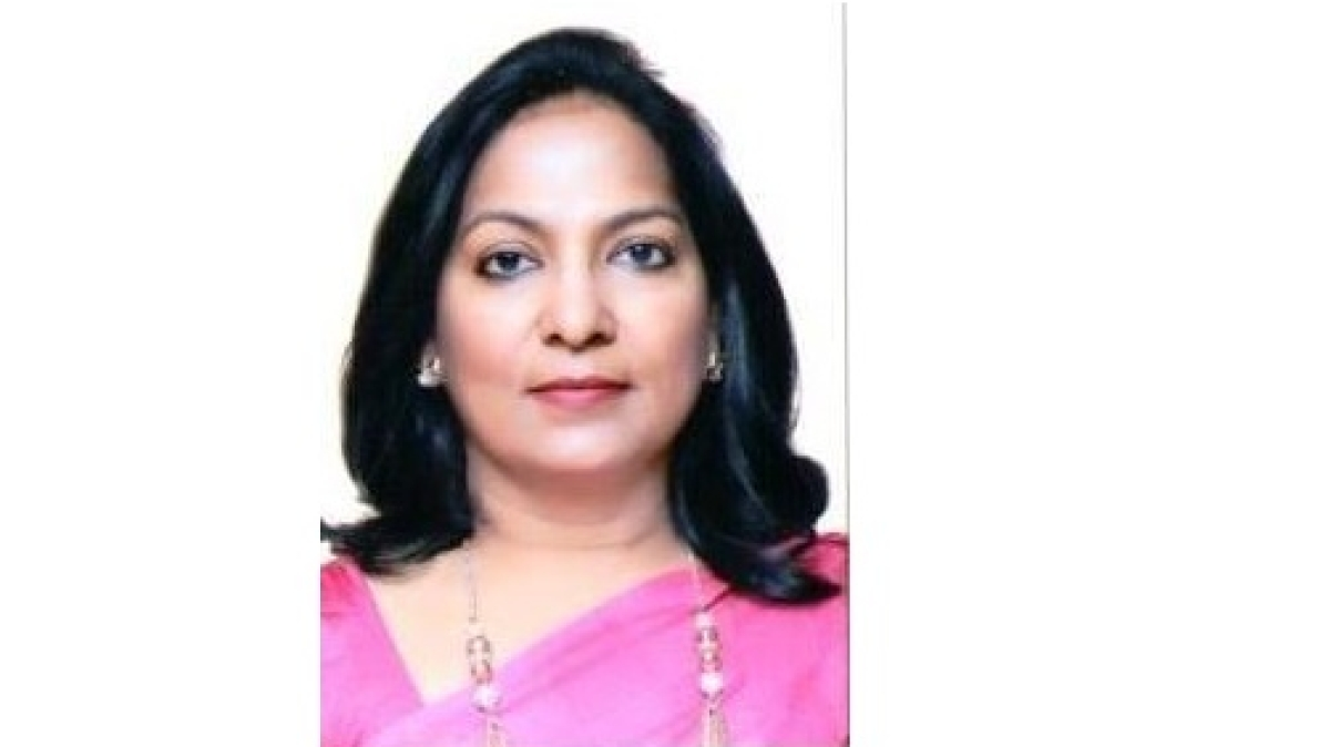 Seema Gupta, Director (Operations), POWERGRID wins Gold Stevie Award In 2020 Stevie Awards For Women In Business