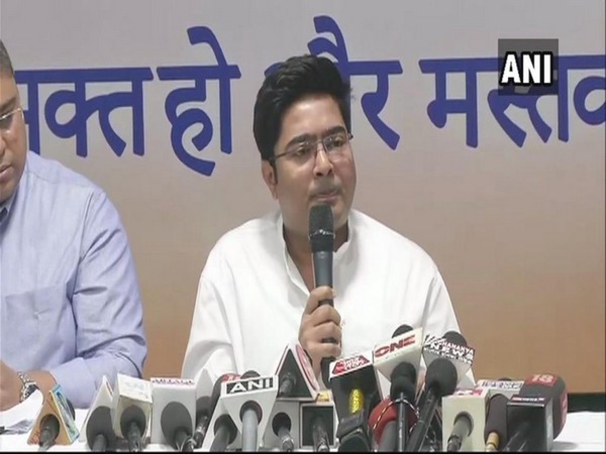 Abhishek Banerjee's wife couldn't be quizzed, CBI might visit her residence again tomorrow