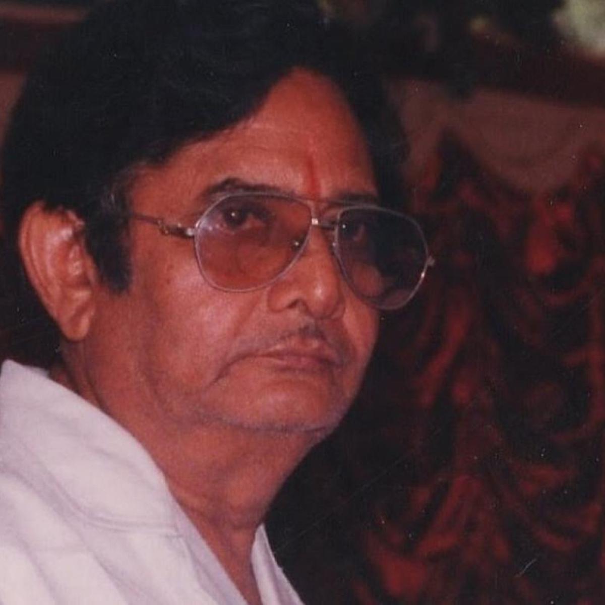 Kannada film director Vijay Reddy passes away at the age of 84